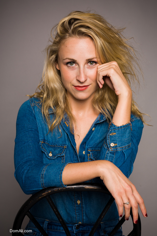 actor, actress, denim, glamour, hands on face, model, portrait, toronto, woman
